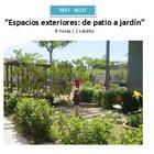 Espacios exteriores: de patio a jardín (CEP DE TORRELAVEGA)